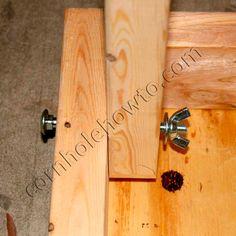 Cornhole Boards How To: