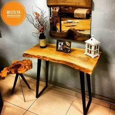 Doğal Ahşap Masif sehpa, Yemek Masası, Kütük sehpa, Ağaç masa, Doğal Ahşap kitaplık, çalışma masası, masif sehpa  wood table, coffe table