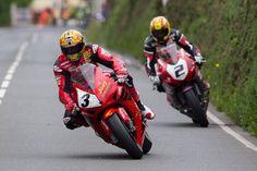 TT 2013 McGuinness tributes Joey Dunlop