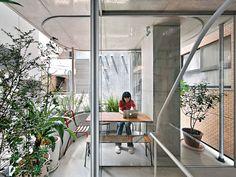 與城市進行垂直行為,的花園。 ... | 1% Magazine