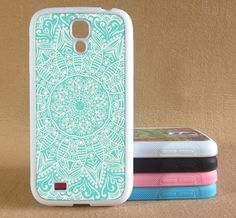 Samsung Galaxy s4 case galaxy s3 case Floral by Xiaoyancasejewelry