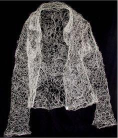 Woven Steel Wire Jacket