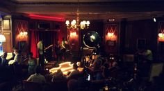 Aishah Davis Band June 27th Bluesman Cocktail Bar Hotel El Palace Barcelona