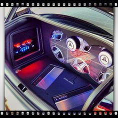 Audi A4 with full Jl audio amps and subs clean sound!!!!!!! enclosure car stereo trunk install JL Audio