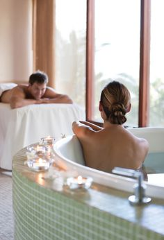 Daily Moment of Zen: The Spa at the Four Seasons Costa Rica