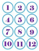 numbers.pdf - Google Drive - print on magnet paper for whiteboard numbers, so many uses!