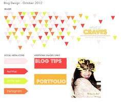 What Jo Craves - Blog Redesign