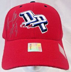 4fe80f3ca6e Signed Hat NBA DETROIT PISTONS Mikki Moore  31 NEW Nike Team Wool Baseball  CAP