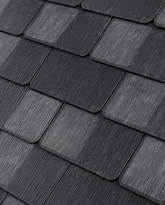 Tesla Solar Roof Tiles are changing the game. The products, a result of Tesla& acquisition of SolarCity, are the first truly tasteful solar roofing. Solar Panel Kits, Solar Panels For Home, Solar Energy Panels, Best Solar Panels, Roof Solar Panels, Solar Shingles, Solar Roof Tiles, Tesla Roof Tiles, Solar House