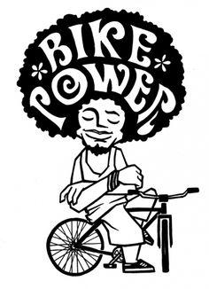 Mais ilustrações e outros trabalhos em meu portifólio on-line: Bicicleta Girassol
