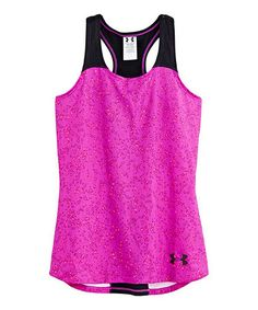 Another great find on #zulily! Strobe Inner Intensity Tank - Girls #zulilyfinds