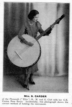 Wow! Now THAT is a banjo!