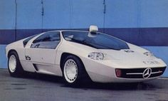 Mercedes CW311 Concept