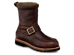 Irish Setter Men& Wingshooter Side Zip 839 Hunting Boot, Brown, 13 D US -- Find out more about the great product at the image link. Red Wing Boots, Brown Boots, Irish Setter Boots, Leather Boots, Brown Leather, Side Zip Boots, Hunting Boots, Barefoot Shoes, Pull On Boots