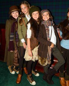 Ralph Lauren Girls Fashion Show Fall 2012