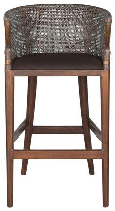 Elegant Bar Stool Cushions Rectangle