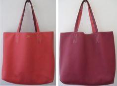 Hermes Double Sens shoulder bag - Casaque Red/Jaipur Pink | My ...