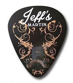 Personalized Guitar Hanger Hook for Home and Studio with Gold Scroll Design on Black with Your Name Imprinted Hang It Up Gifts http://www.amazon.com/dp/B00XA8I7NQ/ref=cm_sw_r_pi_dp_08ABvb02YPDAG
