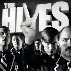 """""""Tick Tick Boom"""" by The Hives was added to my <3<3<3<3<3 playlist on Spotify"""