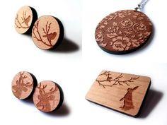Carved Jewellery