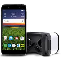 Alcatel Idol 4 VR Bundle Now Available From Cricket Wireless #android #google #smartphones