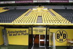Signal-Iduna-Park, Dortmund #BVB #Borussia #Dortmund