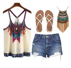 """""""Untitled #22"""" by whitwhitmartin on Polyvore featuring Topshop, Billabong and Leslie Danzis"""