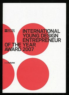British Council | Brochure cover