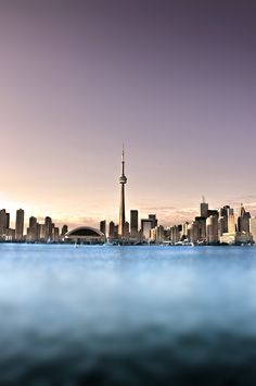 Skyline from my fave spot on the Toronto Islands #Toronto