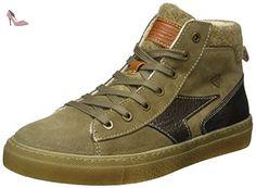 262, Sneakers Hautes Femme, Gris (Graphite Comb 283), 40 EUTamaris