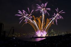 Seattle - July 4 fireworks across America | Photo gallery - HeraldNet.com