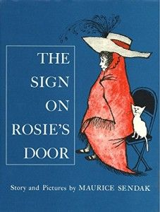 Fans of Maurice Sendak's Caldecott Medal-winning Where the Wild Things Are will love The Sign on Rosie's Door—the book that inspired the Broadway musical R. Maurice Sendak, Carole King, Thing 1, Kids Tv Shows, Books For Teens, Teen Books, Kids Reading, Reading Time, Reading Lists