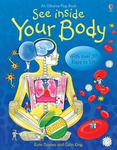 My boys love this book to see how our bodies work. The pictures are beautiful and bright colors so they keep my boys' attention. Love it!