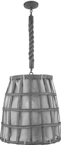 Aronson From The Lantern By Visual Comfort by Visual Comfort. $839.90. Aronson Lantern in Aged Iron with Linen Liner Aged Iron with Linen Liner Finish Mfg code(s): SK 5025AI-L