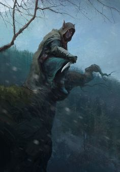 project: LEGEND This is another personal project of mine, this time set in a fantasy realm. With this project, my focus is on creating a world soaked in magic, heavily inspired by Eastern European fairy tales and legends. A traveler in this land will High Fantasy, Dark Fantasy Art, Fantasy Rpg, Medieval Fantasy, Fantasy Artwork, Fantasy World, Elves Fantasy, Dungeons And Dragons Characters, Dnd Characters