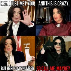 There's no maybe lol Im a given when it comes to MJ ;)