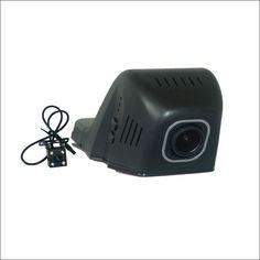 For suzuki liana Car Wifi DVR Car Driving Video Recorder Dual Camera WDR Car Parking Camera Car Black Box FHD 1080P