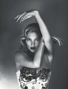 Kate Moss - Vogue UK June