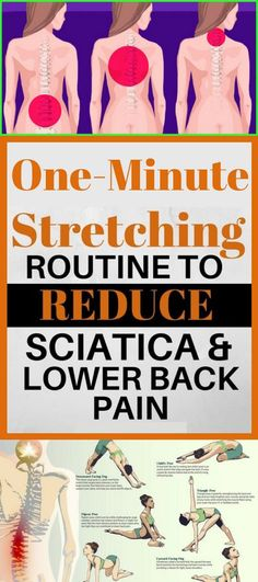 One-Minute Stretching Exercises To Help Reduce Back Pain – OBSOLO