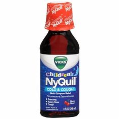I'm learning all about Vicks NyQuil - Children's Cold