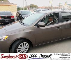 #HappyBirthday to Grace Ware from Madison Oser at Southwest Kia Dallas!