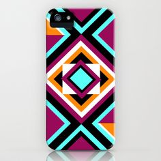 Quilt+Pattern+iPhone+&+iPod+Case+by+k_c_s+-+$35.00