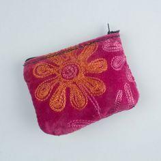 Suzani Wallet - 9 $ / %100 Handmade By Cosanon Coin Purse, Wallet, Purses, Handmade, Handbags, Hand Made, Purse, Bags, Diy Wallet