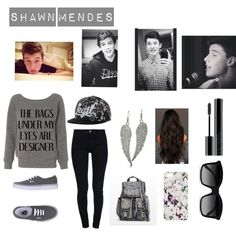 """Shawn Mendes"" by john-green-hurt-me on Polyvore"