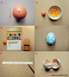 Hediyemutfak.com | Herkese Hediye Önerileri: Sevgiliye Sürpriz Yumurta Yapımı