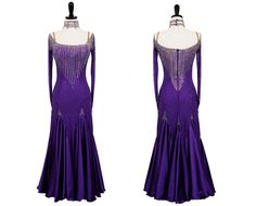 Crown Jewel | Smooth & Standard Dresses | Encore Ballroom Couture