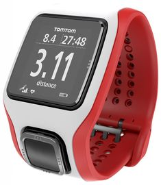 TomTom Runner Cardio fitness tracker with GPS.