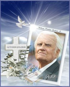 KBE was an American evangelist, a prominent evangelical Christian figure, and an ordained Southern Baptist minister who became well known internationally in the late (Born: November Pastor Billy Graham, Billy Graham Family, Billy Graham Quotes, Rev Billy Graham, Spiritual Prayers, Spiritual Words, Franklin Graham, People Of Interest, Godly Man
