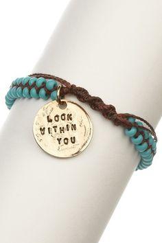 The coolest bracelet by Alisa Michelle