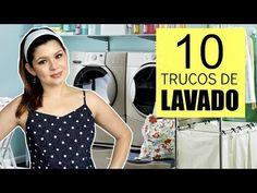10 CONSEJOS PRÁCTICOS PARA LAVAR LA ROPA | AU MAMI | HOME MAKING Limpieza Natural, Youtube, Laundry Hacks, Useful Life Hacks, Crystals, Youtubers, Youtube Movies